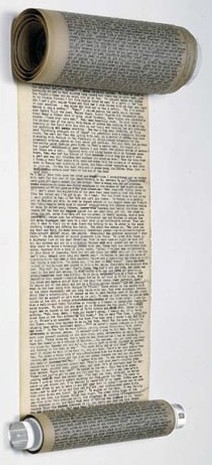on the road jack kerouac original scroll pdf